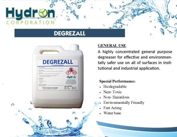 Degrezall cleaning supplies supplier in the philippines