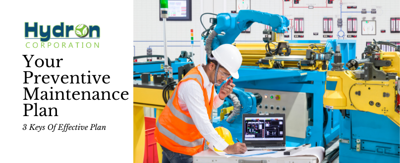 3 Keys to Effective Preventive Maintenance in the Chemical Industry
