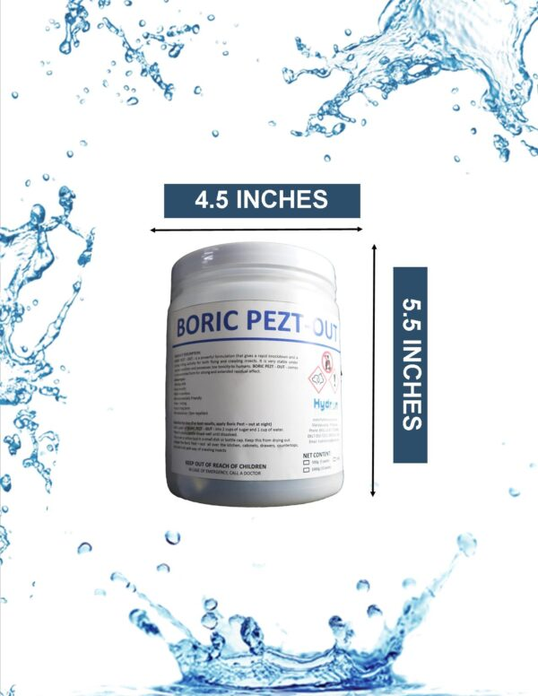 BORIC PEZT-OUT NATURAL CONTROL BORIC ACID BASED cleaning suppliers in the philippines