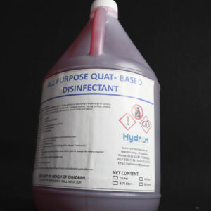 online cleaning supplies ALL PURPOSE QUAT-BASED DISINFECTANT - 1 Gallon